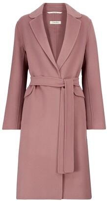 S Max Mara Polly virgin wool coat