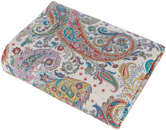Etro Goa Pernem Quilted Bedcover - Ivory - 270x270cm