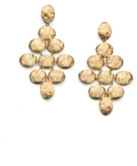 Marco Bicego Siviglia 18K Yellow Gold Chandelier Earrings