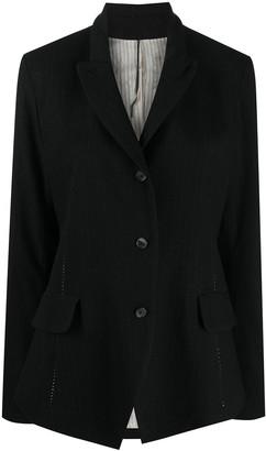 Masnada Single-Breasted Tailored Jacket