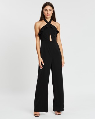 Atmos & Here Halter Neck Jumpsuit