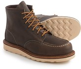 Red Wing Shoes 8883 Moc-Toe Work Boots - Leather, Factory 2nds (For Men)