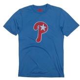 Red Jacket Men's 'Philadelphia Phillies' Trim Fit T-Shirt