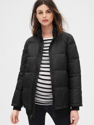 Gap Maternity ColdControl Lightweight Puffer Jacket