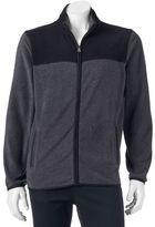 Croft & Barrow Big & Tall Artic Fleece Jacket