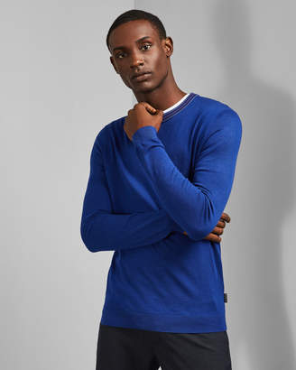 Ted Baker MAILAIS Long sleeved crew neck sweater