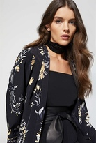 Witchery Printed Duster Jacket