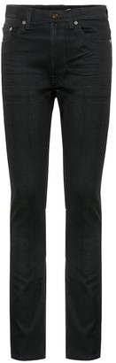 Saint Laurent High-waisted skinny jeans