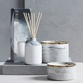 west elm Marbled Homescent Collection - Black/White