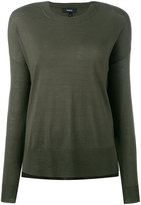 Theory knitted top - women - Silk/Nylon/Cashmere - S