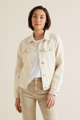 Seed Heritage Casual Denim Jacket