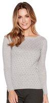 M&Co Stud embellished jumper