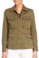 Rag & Bone Cotton Field Army Jacket