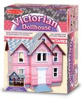Melissa & Doug Girl's Wooden Victorian Doll House
