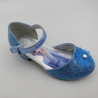 Disney Toddler Girls' Princess Frozen Ballet Flats -