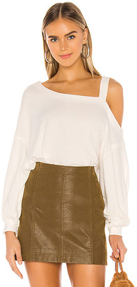 Free People Flaunt It Pullover