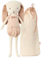Maileg North America Bunny Bell Plushy - Ivory