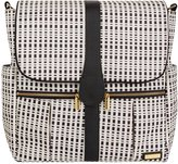 JJ Cole Backpack Diaper Bag - Black/Cream