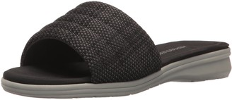 Aerosoles Women's Call Wedge Slide Sandal