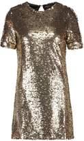 Fashion Union Petite ERLINDA Cocktail dress / Party dress gold