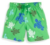 Vilebrequin Boy's Turtle Print Swim Trunks