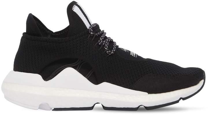 Y-3 Saikou Boost Primeknit Sneakers