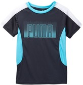 Puma Ventilated Jersey Tee (Little Boys)