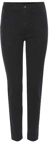 AG Jeans The Kinsley cropped skinny trousers