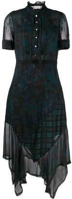 Coach x Kaffe panel long dress