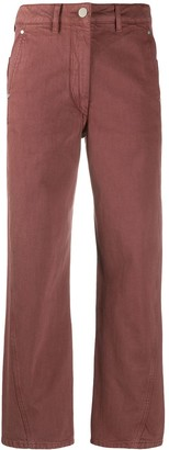 Lemaire Twisted straight-leg trousers