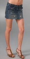 Madewell Station Denim Skirt