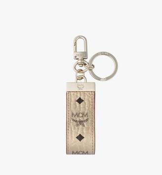 MCM Key Ring in Visetos Original