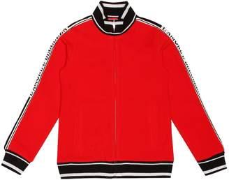 Dolce & Gabbana Stretch cotton jersey track jacket