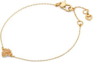 Kate Spade Precious Pansy Pave Bracelet