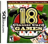 Nintendo 18 Classic Card Games DS