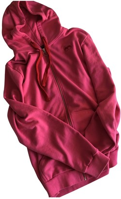 Lazy Oaf Pink Cotton Jacket for Women
