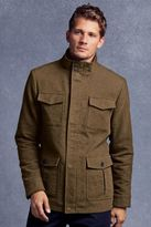 Next Tan 4 Pocket Moleskin Coat