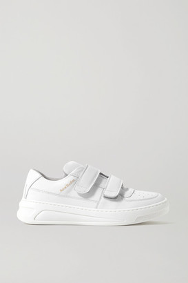 Acne Studios Leather Sneakers - White