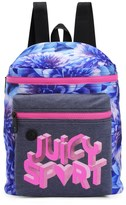 Juicy Couture Prism Floral Sport Nylon Backpack