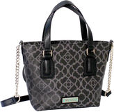 Waverly Lattice Small Satchel