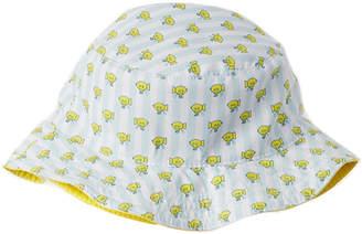 Azul Swimwear Reversible Yellow Submarine Hat