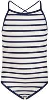 Snapper Rock Toddler Stripe One Piece