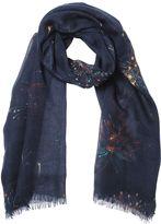 Valentino Fireworks Cashmere, Silk & Wool Scarf