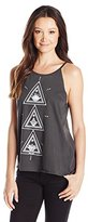 O'Neill Juniors Stacked Rebel Graphic Tank