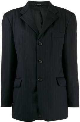 Maison Margiela pinstripe blazer