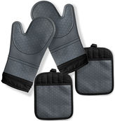 Asstd National Brand Popular Bath 4-pk. Oven Mitts and Pot Holders