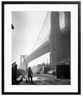 Sonic Editions Under the Bridge (Framed)