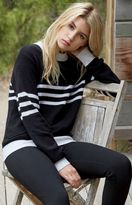 Lisakai Stripe Pullover Sweater