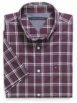 Tommy Hilfiger New York Fit Plaid Shirt