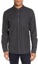 Michael Stars Slim Fit Flannel Sport Shirt